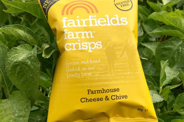fairfields packaging design