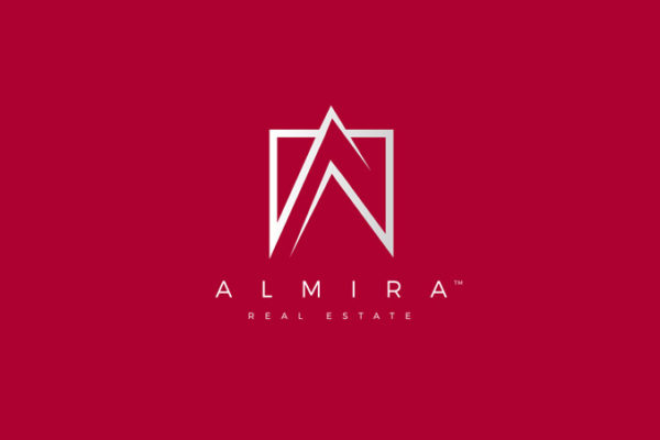 Almira_Logo_Design_Real_Estate_Essex