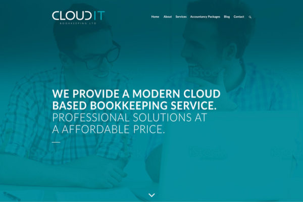 Cloudit_Bookkeeping_Ltd_Website_Design_Essex