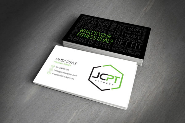 James_Coyle_Trainer_PT_Fitness_Logo_Business_Design_Essex